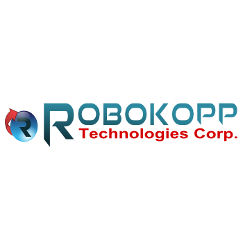 Logo Design by Ben ali Fethi - Entry No. 11 in the Logo Design Contest New Logo Design for Robokopp Technologies Corp..