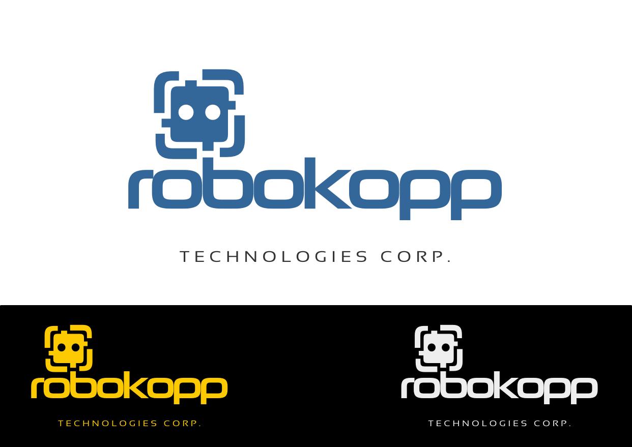 Logo Design by whoosef - Entry No. 12 in the Logo Design Contest New Logo Design for Robokopp Technologies Corp..