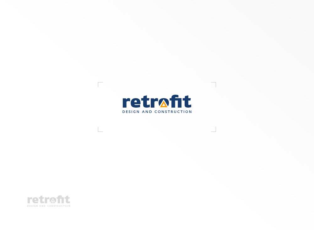 Logo Design by Raymond Manalili - Entry No. 154 in the Logo Design Contest Inspiring Logo Design for retrofit design.