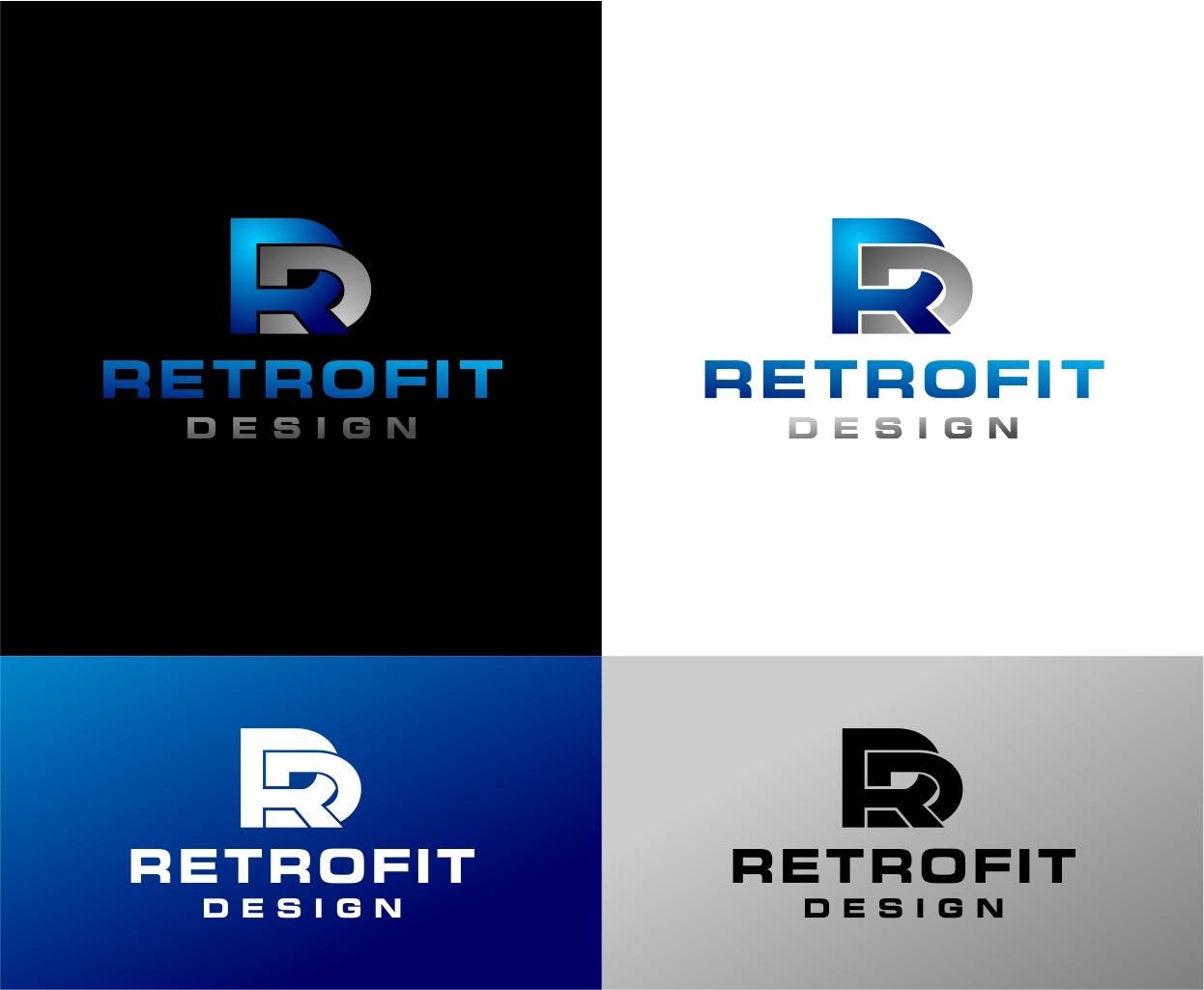 Logo Design by haidu - Entry No. 161 in the Logo Design Contest Inspiring Logo Design for retrofit design.