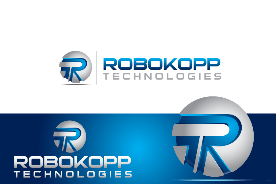 Logo Design by Private User - Entry No. 15 in the Logo Design Contest New Logo Design for Robokopp Technologies Corp..