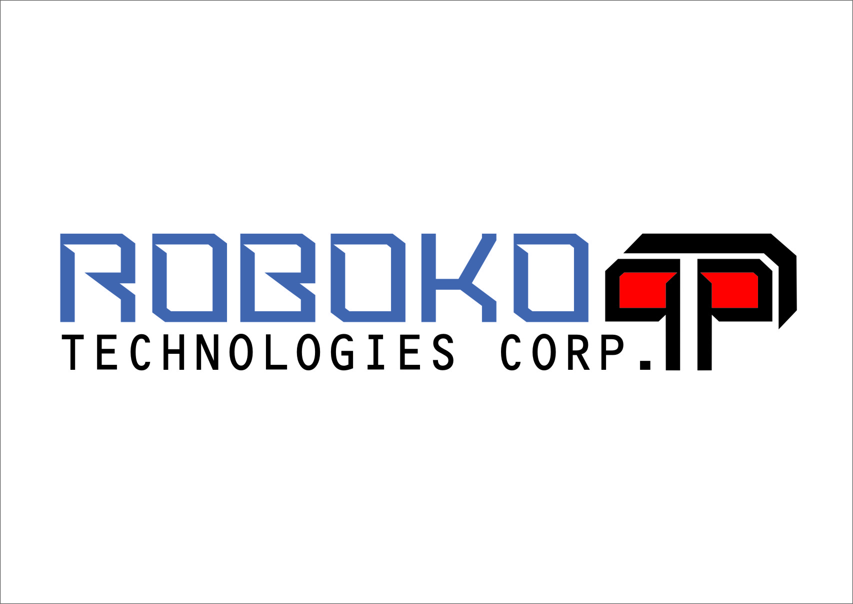 Logo Design by RasYa Muhammad Athaya - Entry No. 18 in the Logo Design Contest New Logo Design for Robokopp Technologies Corp..