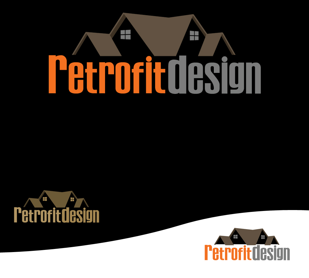 Logo Design by Private User - Entry No. 165 in the Logo Design Contest Inspiring Logo Design for retrofit design.