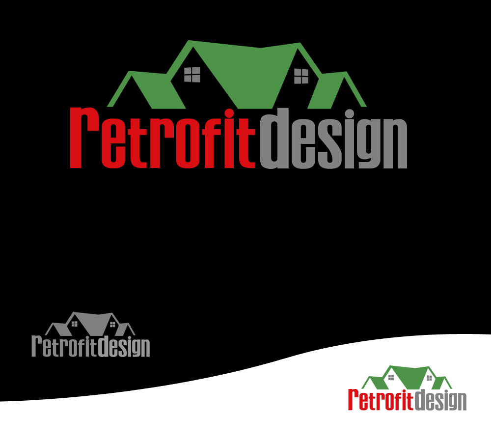 Logo Design by Private User - Entry No. 166 in the Logo Design Contest Inspiring Logo Design for retrofit design.