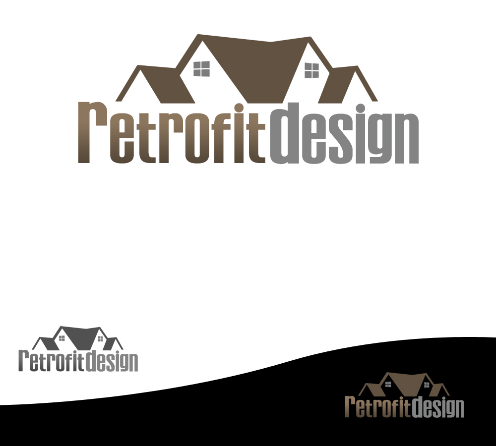 Logo Design by Private User - Entry No. 167 in the Logo Design Contest Inspiring Logo Design for retrofit design.
