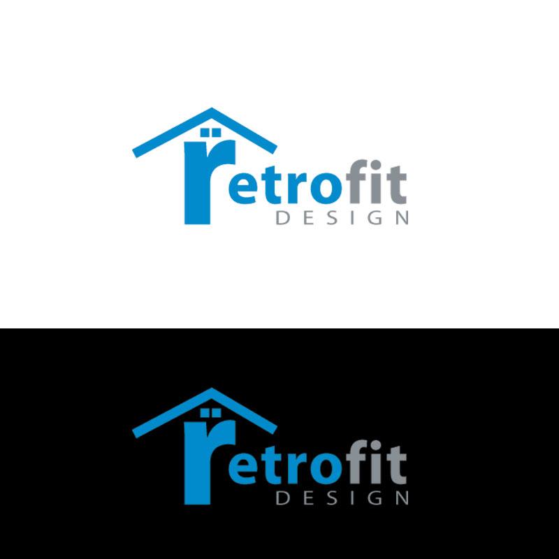 Logo Design by Private User - Entry No. 168 in the Logo Design Contest Inspiring Logo Design for retrofit design.