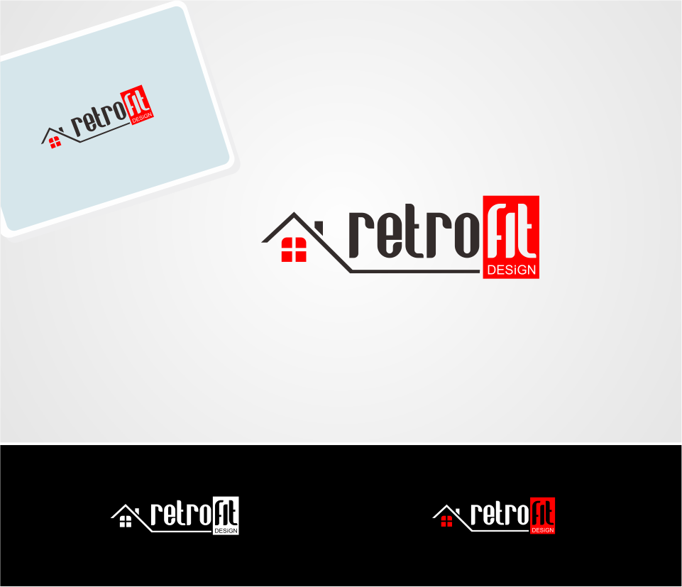 Logo Design by Mitchnick Sunardi - Entry No. 170 in the Logo Design Contest Inspiring Logo Design for retrofit design.