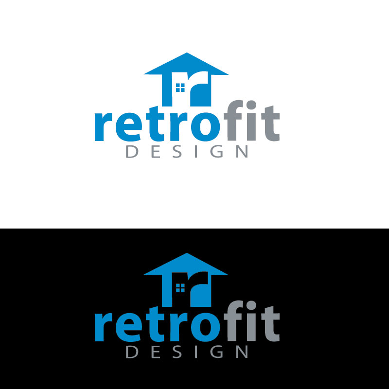 Logo Design by Private User - Entry No. 171 in the Logo Design Contest Inspiring Logo Design for retrofit design.