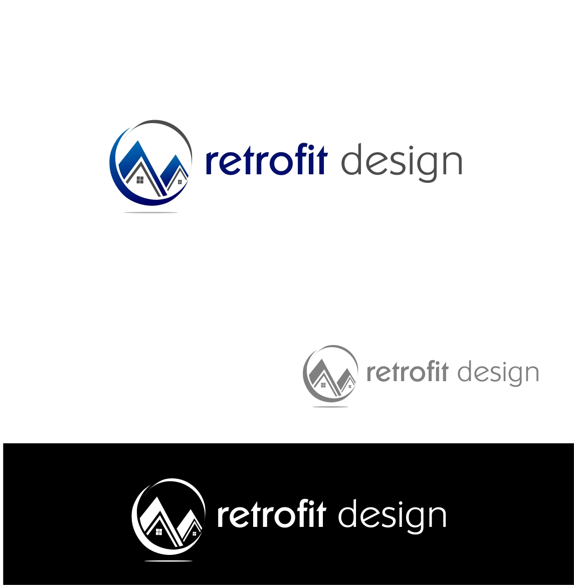 Logo Design by haidu - Entry No. 172 in the Logo Design Contest Inspiring Logo Design for retrofit design.