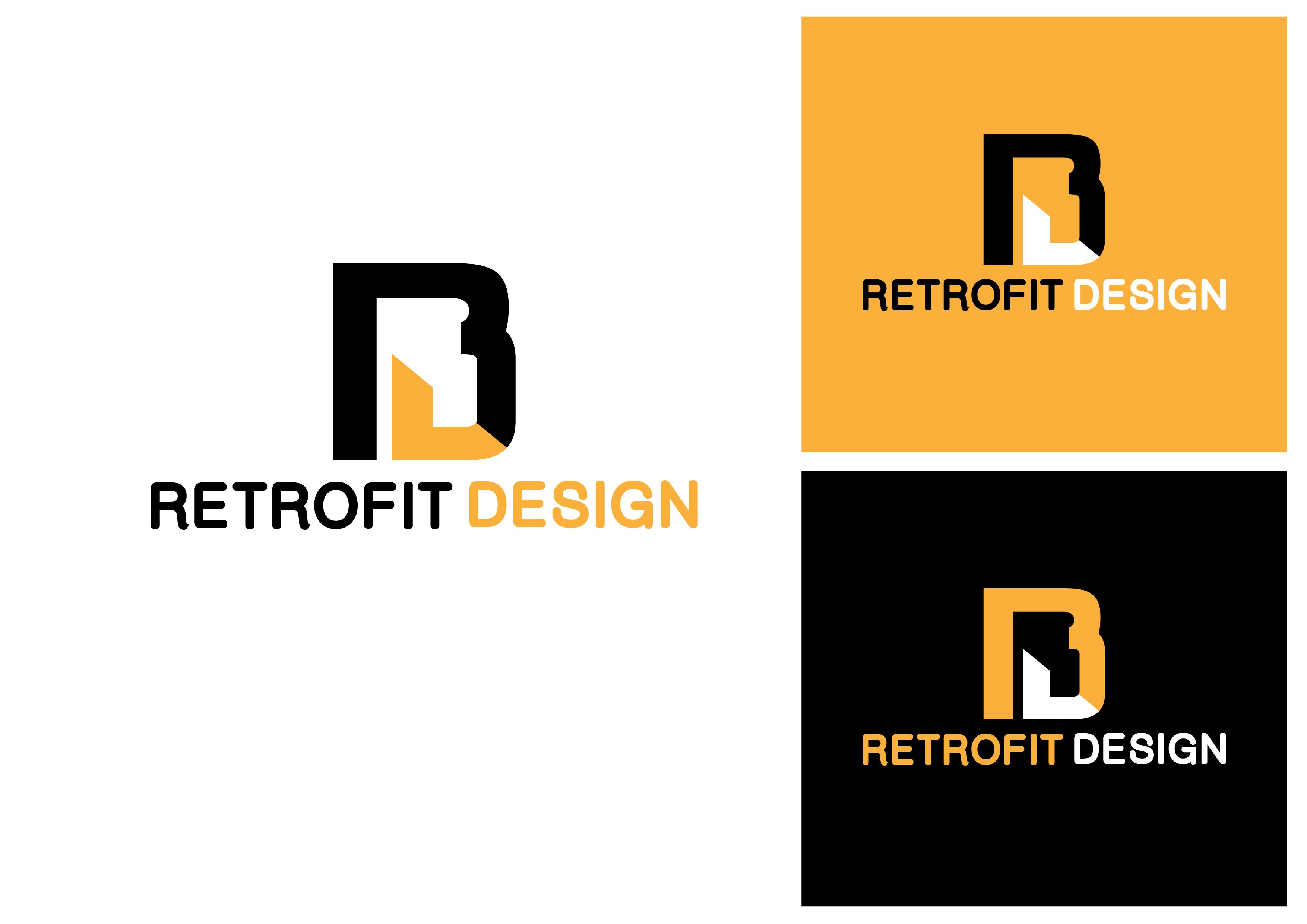 Logo Design by 3draw - Entry No. 176 in the Logo Design Contest Inspiring Logo Design for retrofit design.