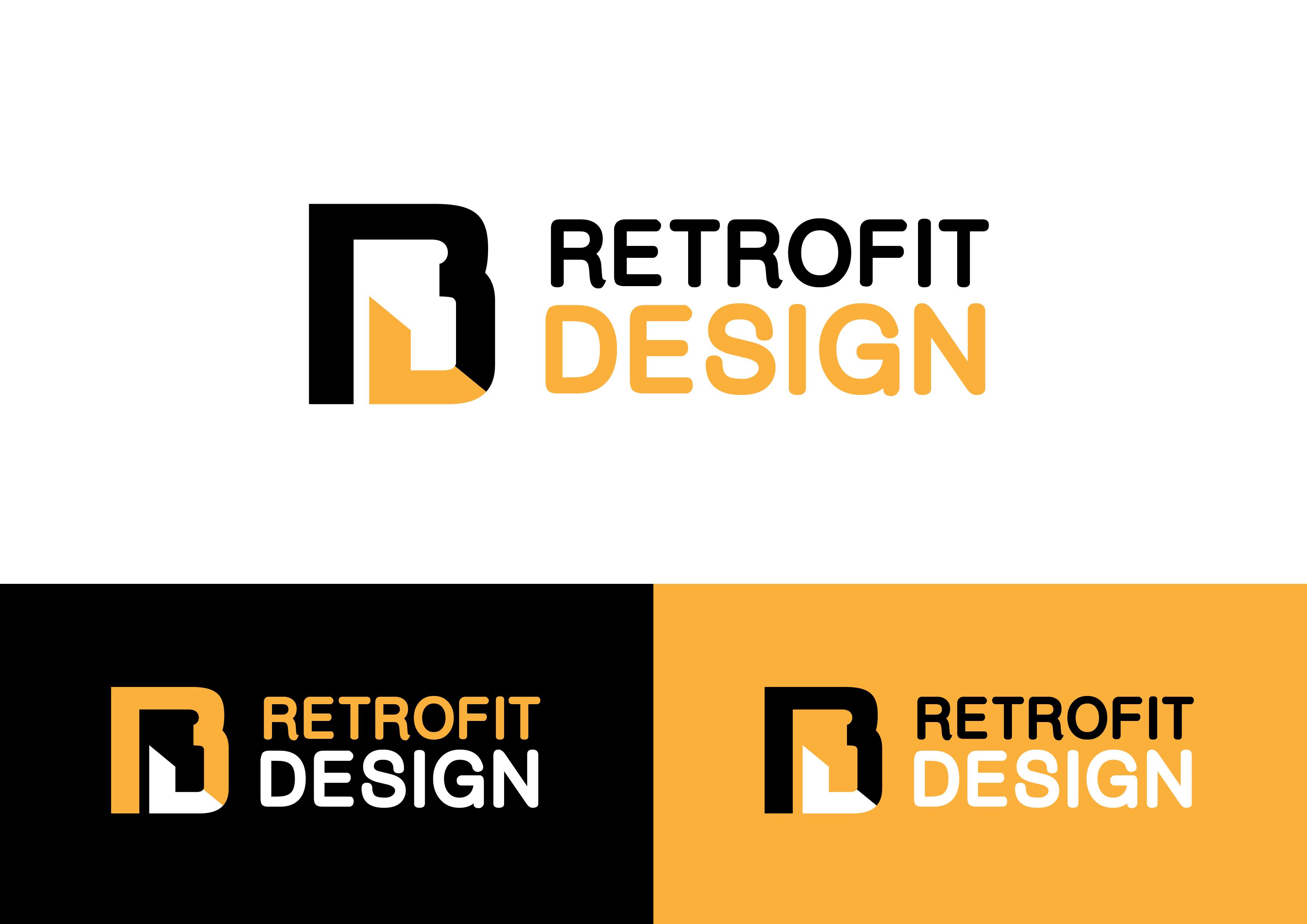 Logo Design by 3draw - Entry No. 177 in the Logo Design Contest Inspiring Logo Design for retrofit design.