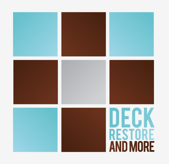 Logo Design by stu-simpson - Entry No. 32 in the Logo Design Contest Deck Restore & More.
