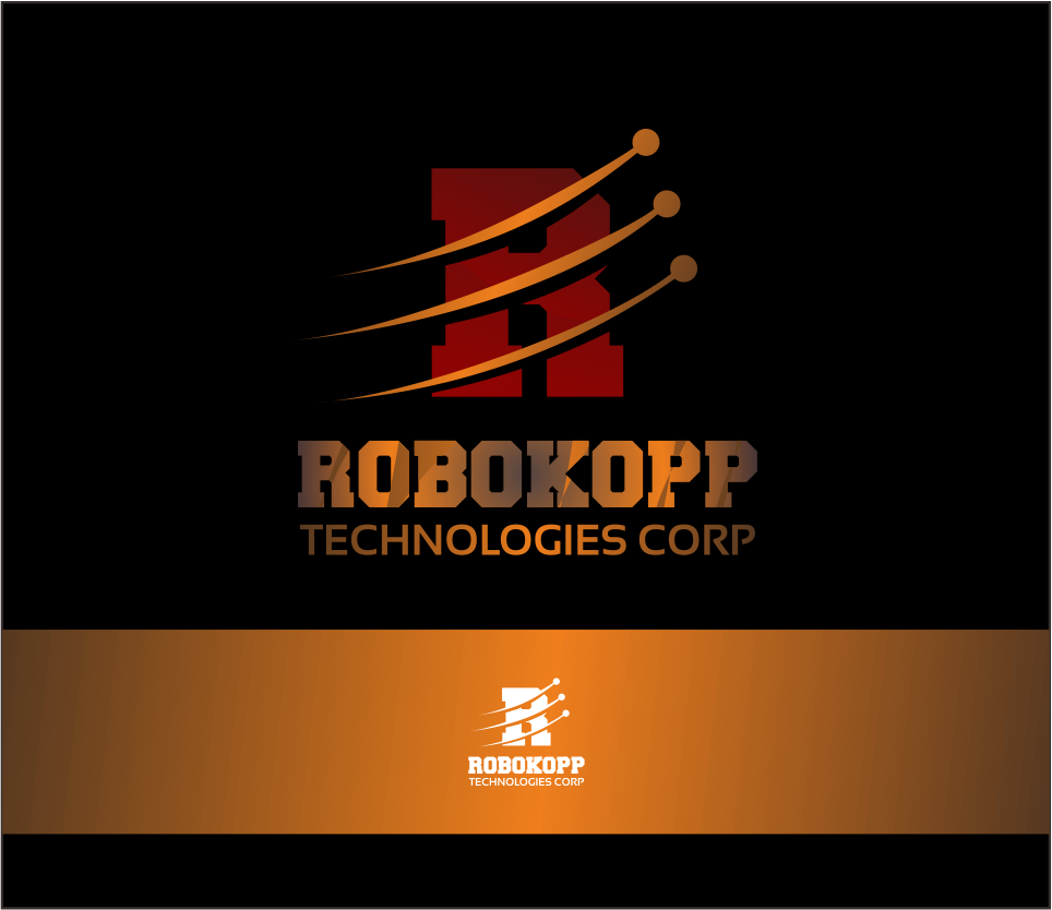 Logo Design by Mitchnick Sunardi - Entry No. 21 in the Logo Design Contest New Logo Design for Robokopp Technologies Corp..