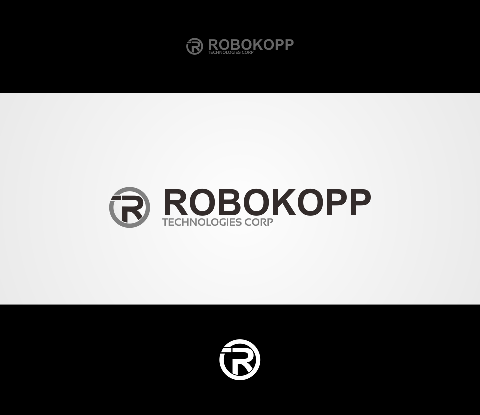 Logo Design by Mitchnick Sunardi - Entry No. 24 in the Logo Design Contest New Logo Design for Robokopp Technologies Corp..