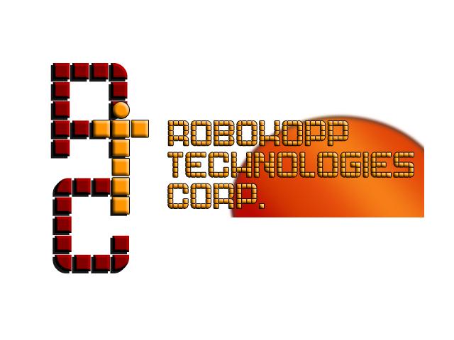 Logo Design by drunkman - Entry No. 27 in the Logo Design Contest New Logo Design for Robokopp Technologies Corp..
