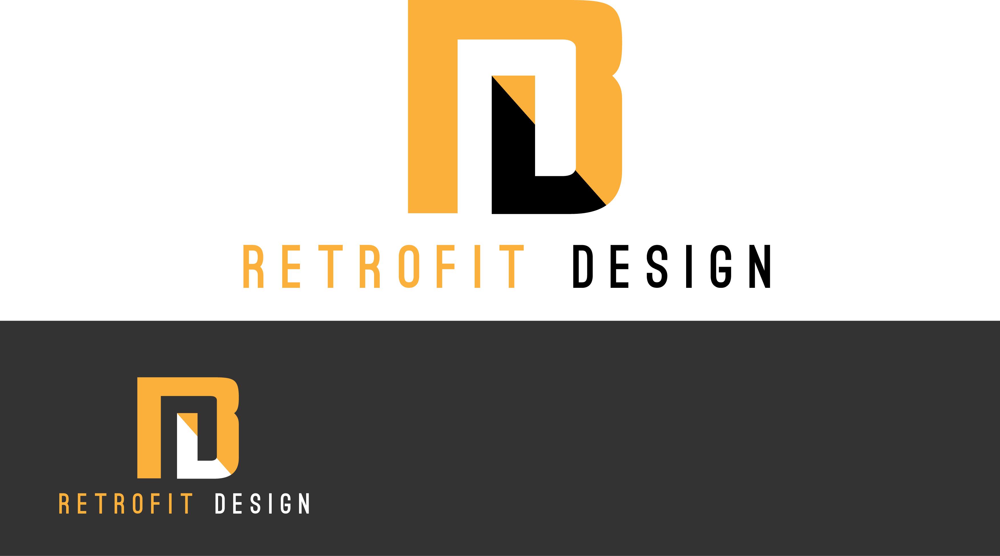 Logo Design by 3draw - Entry No. 182 in the Logo Design Contest Inspiring Logo Design for retrofit design.