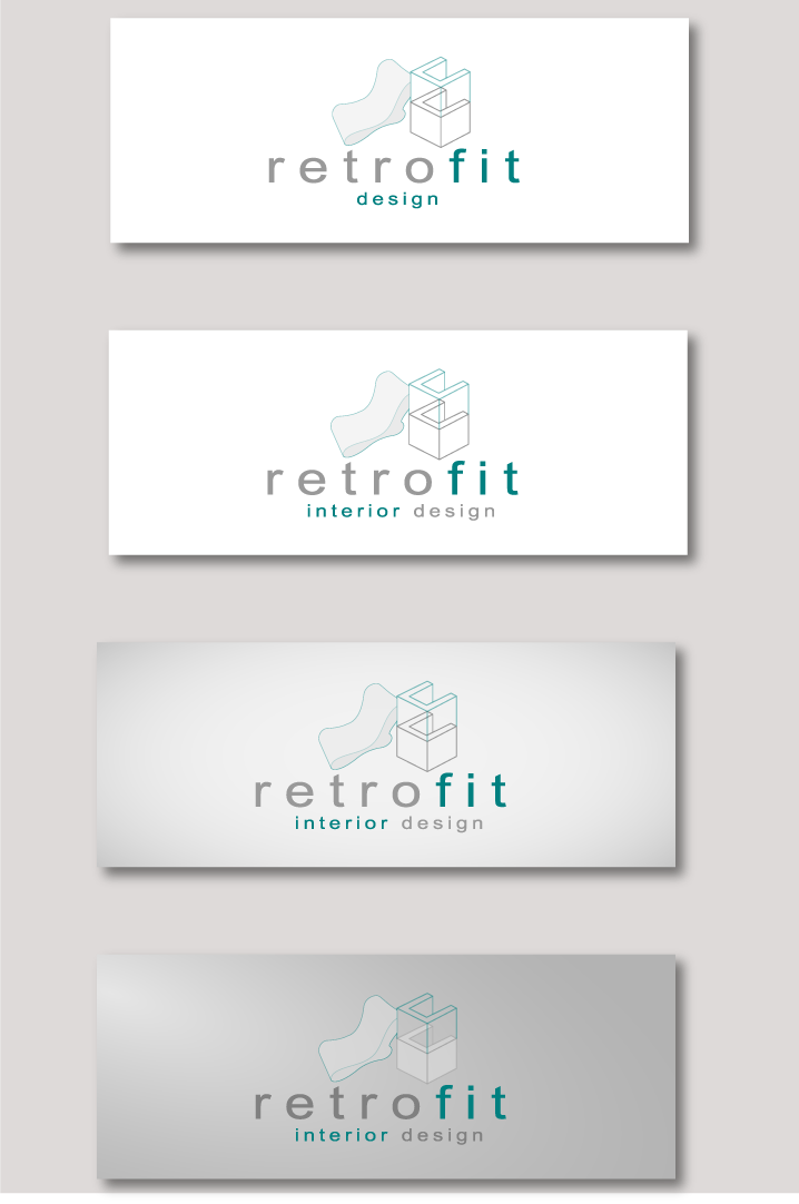Logo Design by modo - Entry No. 183 in the Logo Design Contest Inspiring Logo Design for retrofit design.