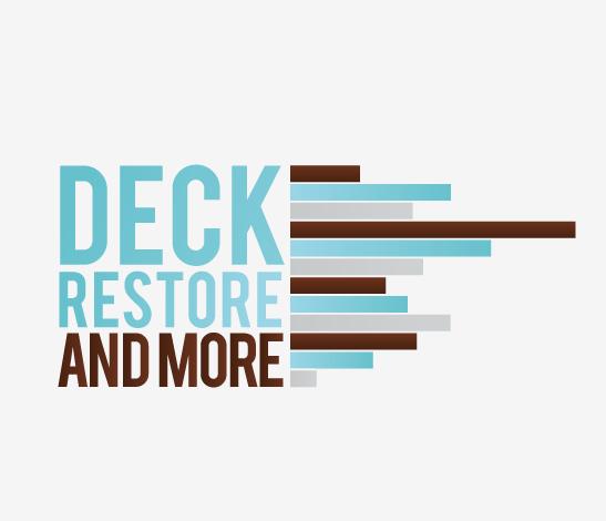 Logo Design by stu-simpson - Entry No. 35 in the Logo Design Contest Deck Restore & More.