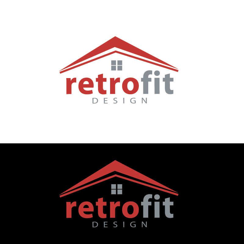 Logo Design by Private User - Entry No. 185 in the Logo Design Contest Inspiring Logo Design for retrofit design.