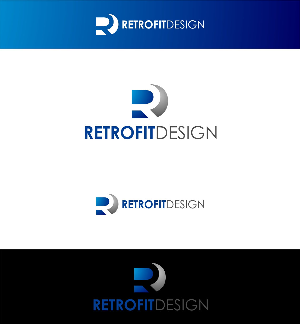 Logo Design by haidu - Entry No. 188 in the Logo Design Contest Inspiring Logo Design for retrofit design.