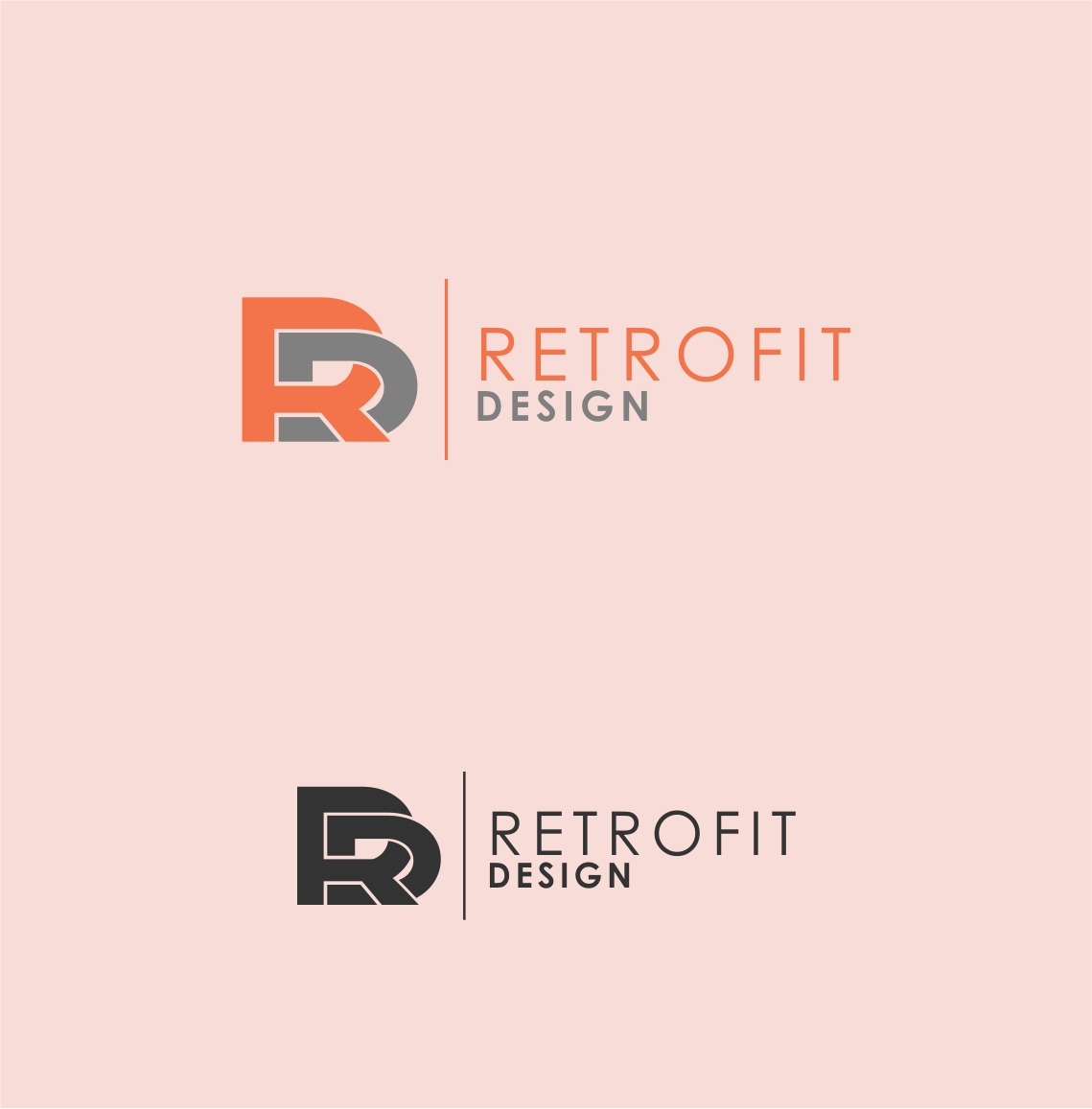 Logo Design by haidu - Entry No. 192 in the Logo Design Contest Inspiring Logo Design for retrofit design.