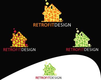 Logo Design by Nadia Khan - Entry No. 194 in the Logo Design Contest Inspiring Logo Design for retrofit design.