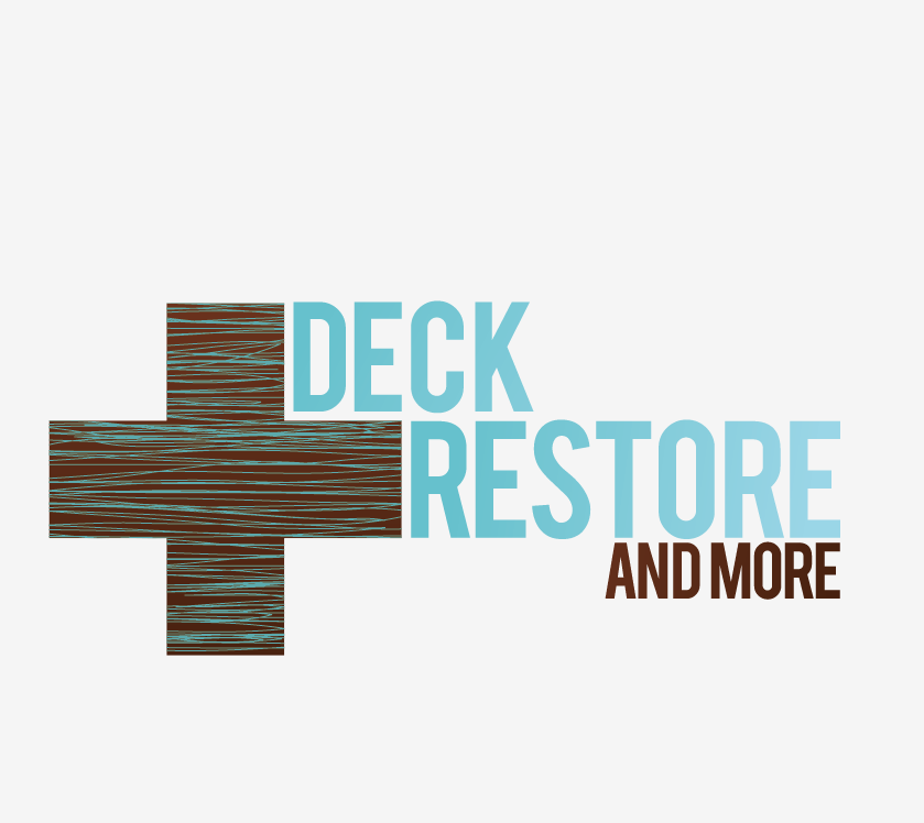 Logo Design by stu-simpson - Entry No. 37 in the Logo Design Contest Deck Restore & More.