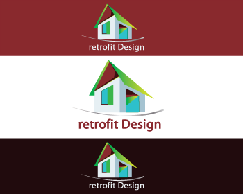 Logo Design by Nadia Khan - Entry No. 196 in the Logo Design Contest Inspiring Logo Design for retrofit design.