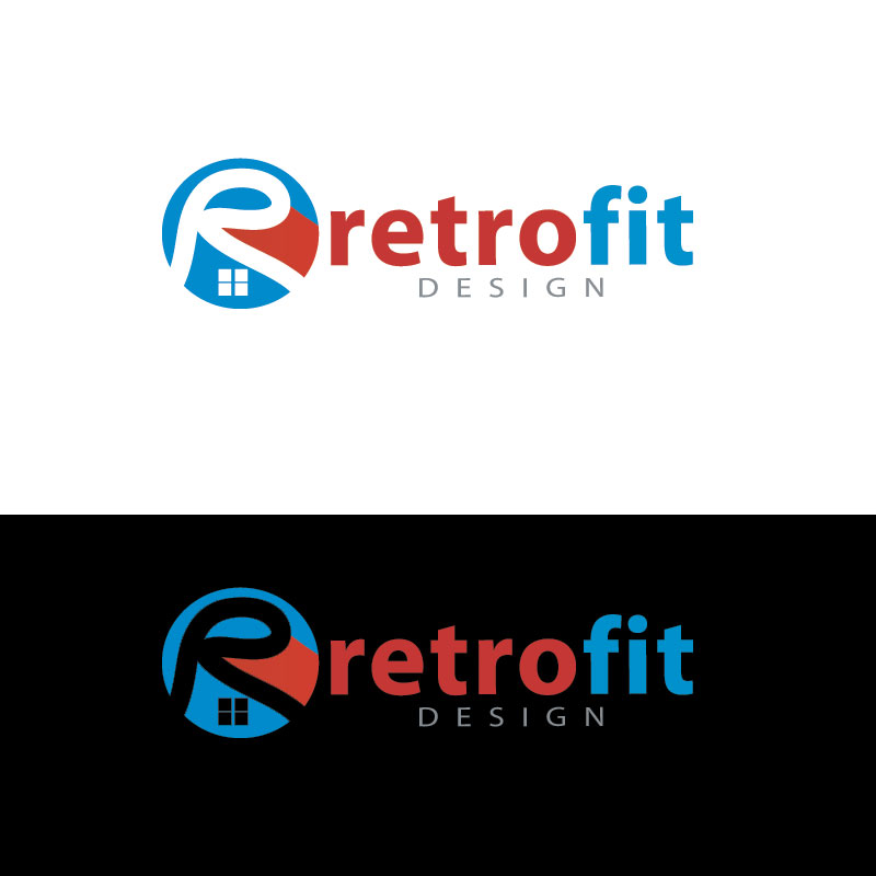 Logo Design by Private User - Entry No. 197 in the Logo Design Contest Inspiring Logo Design for retrofit design.