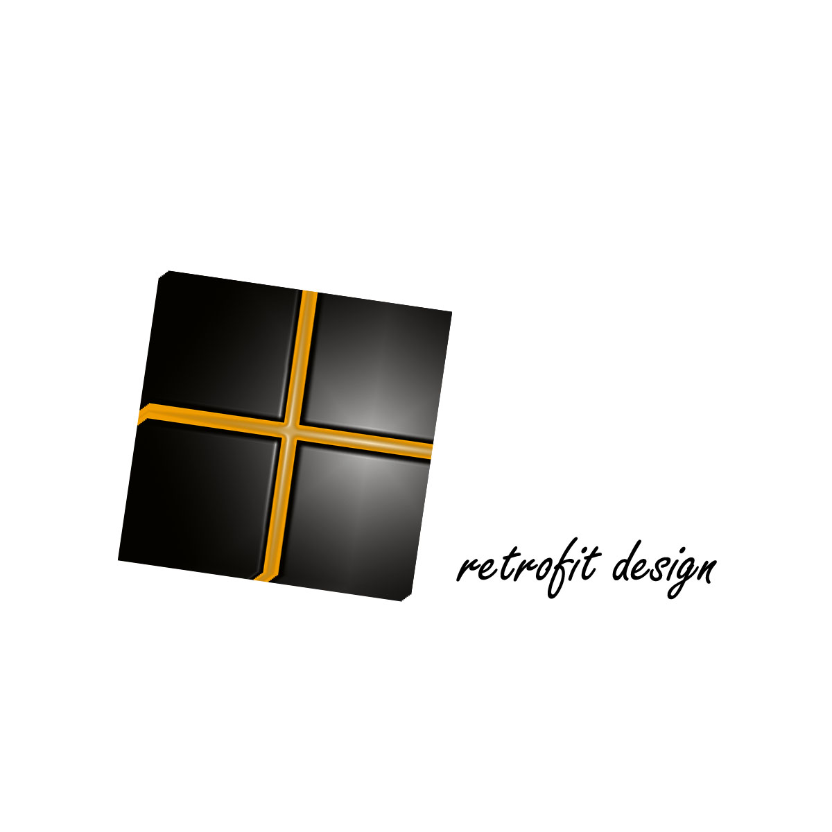 Logo Design by Moag - Entry No. 201 in the Logo Design Contest Inspiring Logo Design for retrofit design.