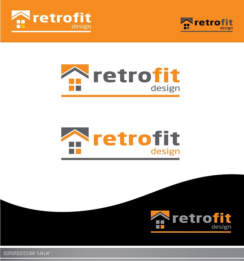 Logo Design by kowreck - Entry No. 206 in the Logo Design Contest Inspiring Logo Design for retrofit design.