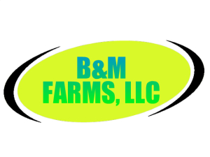 Logo Design by Kiwi Calamba - Entry No. 3 in the Logo Design Contest Creative Logo Design for B & M Farms, LLC.
