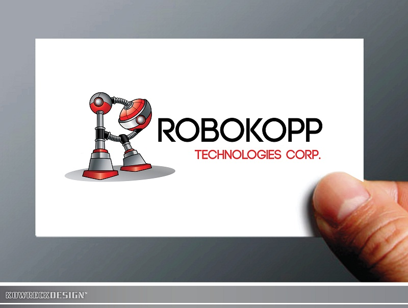Logo Design by kowreck - Entry No. 38 in the Logo Design Contest New Logo Design for Robokopp Technologies Corp..