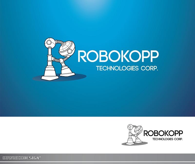 Logo Design by kowreck - Entry No. 39 in the Logo Design Contest New Logo Design for Robokopp Technologies Corp..