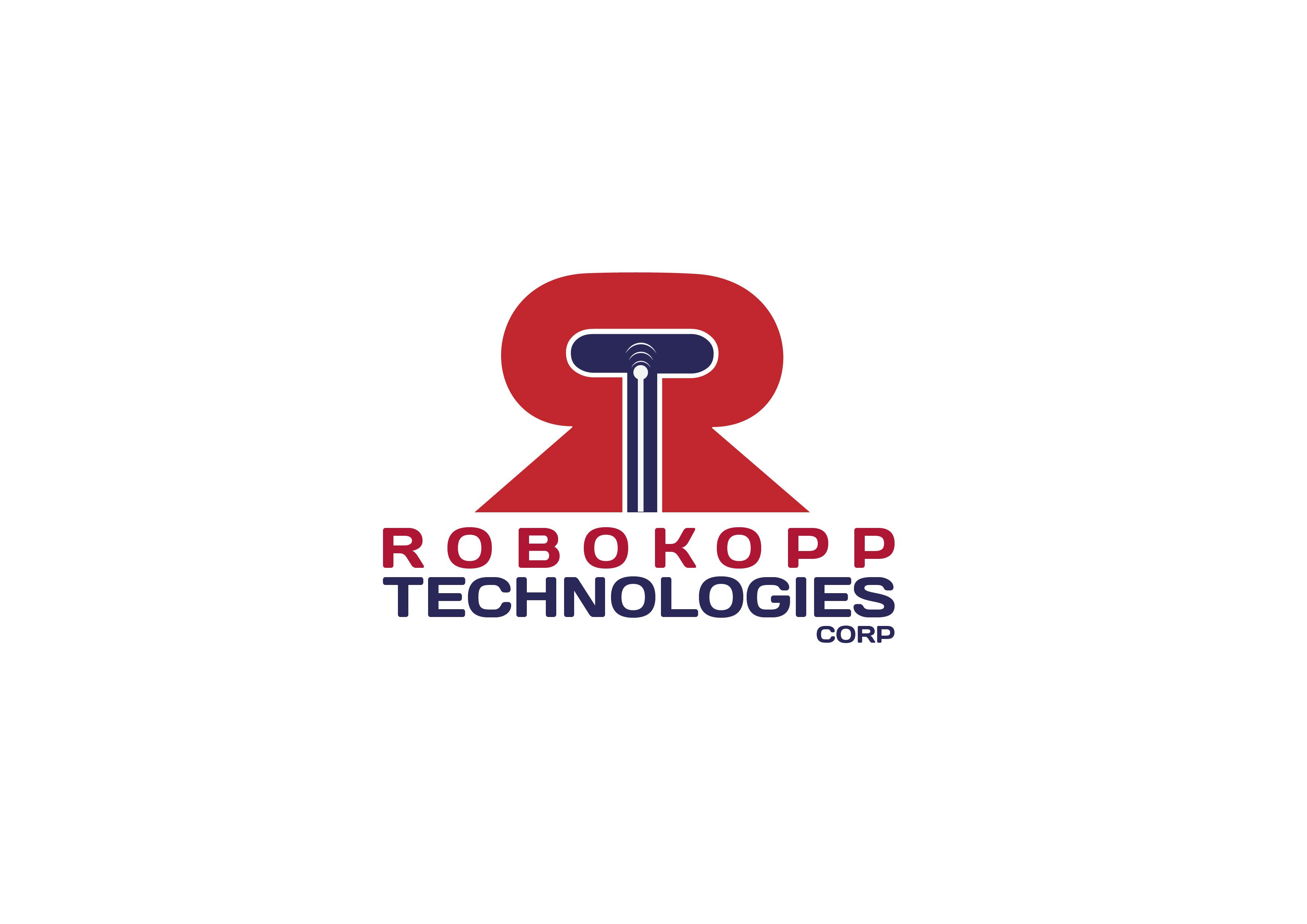 Logo Design by 3draw - Entry No. 41 in the Logo Design Contest New Logo Design for Robokopp Technologies Corp..