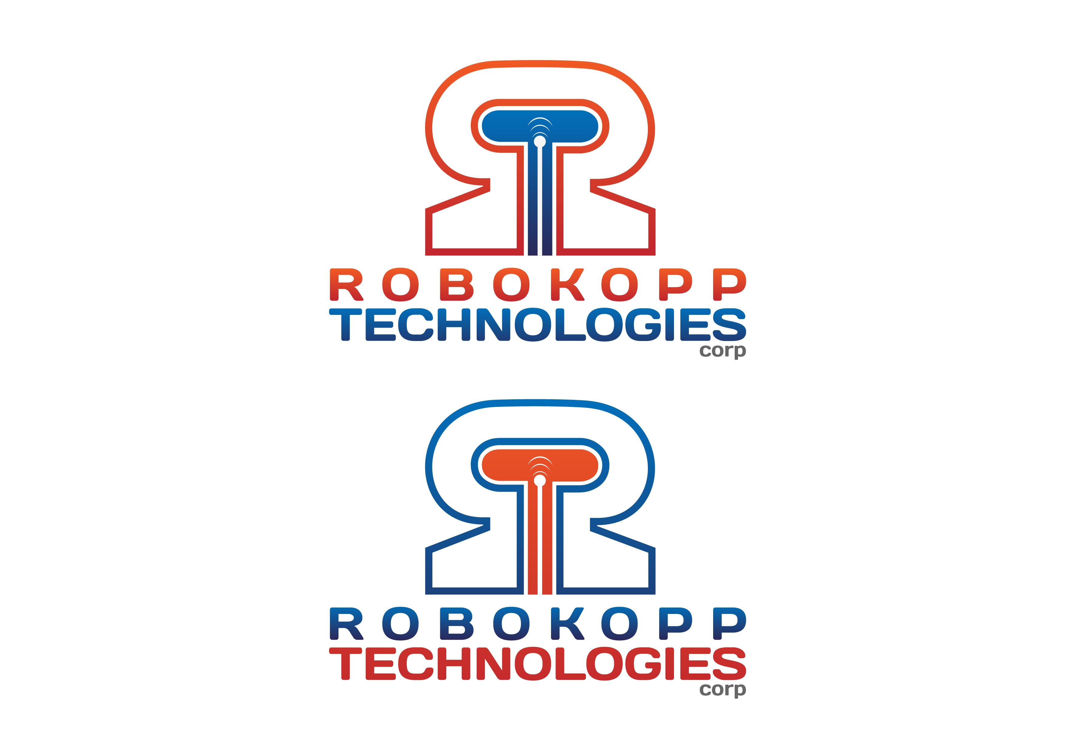 Logo Design by 3draw - Entry No. 42 in the Logo Design Contest New Logo Design for Robokopp Technologies Corp..