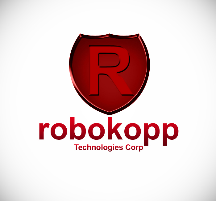 Logo Design by Bobby Yoga P - Entry No. 44 in the Logo Design Contest New Logo Design for Robokopp Technologies Corp..
