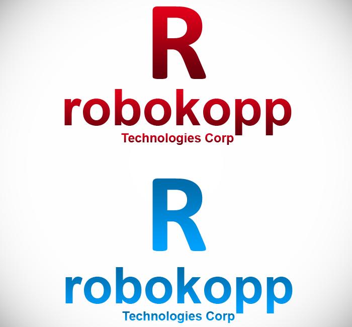 Logo Design by Bobby Yoga P - Entry No. 49 in the Logo Design Contest New Logo Design for Robokopp Technologies Corp..