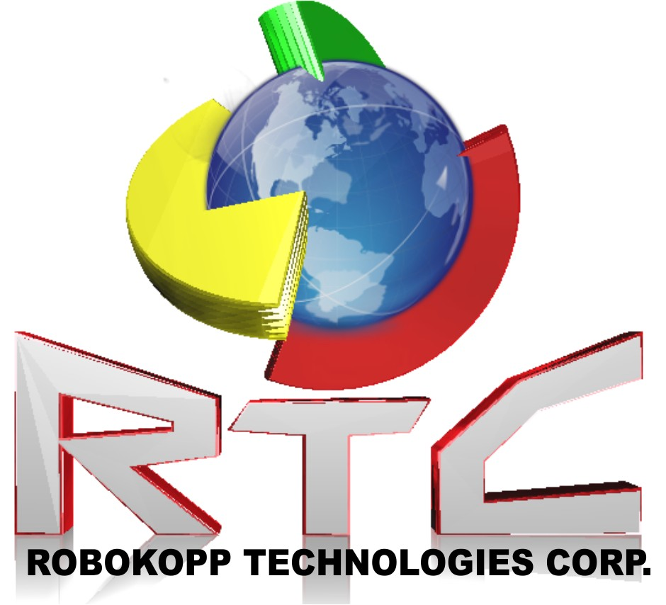 Logo Design by Crispin Vasquez - Entry No. 56 in the Logo Design Contest New Logo Design for Robokopp Technologies Corp..