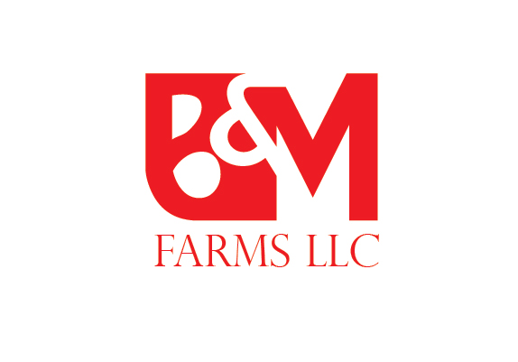 Logo Design by Korrapati Kalyan - Entry No. 17 in the Logo Design Contest Creative Logo Design for B & M Farms, LLC.