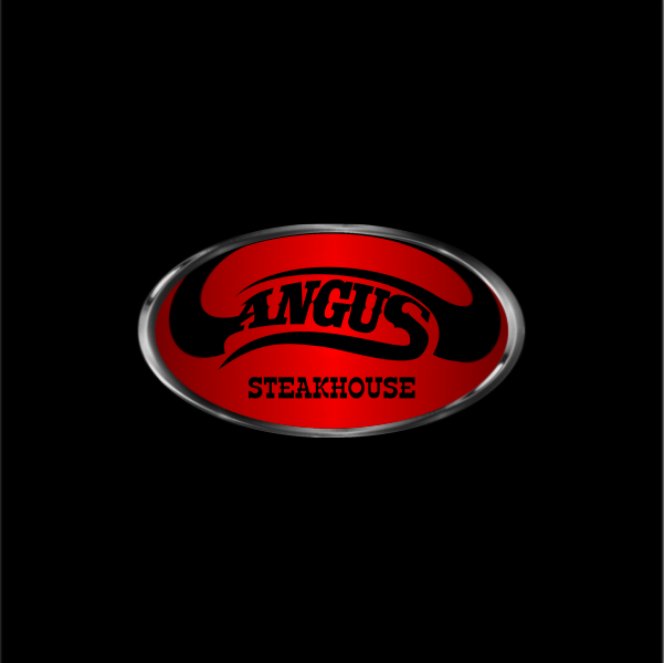 Logo Design by Private User - Entry No. 149 in the Logo Design Contest Imaginative Custom Design for Angus Steakhouse.
