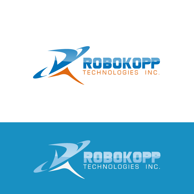Logo Design by lagalag - Entry No. 58 in the Logo Design Contest New Logo Design for Robokopp Technologies Corp..