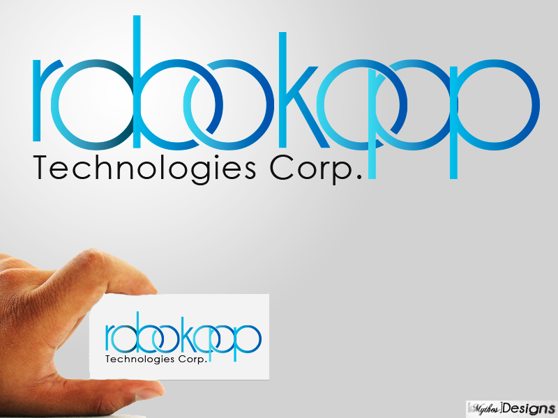 Logo Design by Mythos Designs - Entry No. 60 in the Logo Design Contest New Logo Design for Robokopp Technologies Corp..