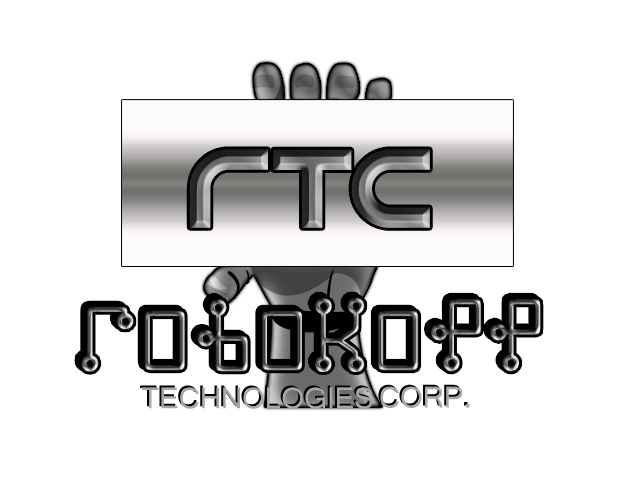 Logo Design by drunkman - Entry No. 66 in the Logo Design Contest New Logo Design for Robokopp Technologies Corp..