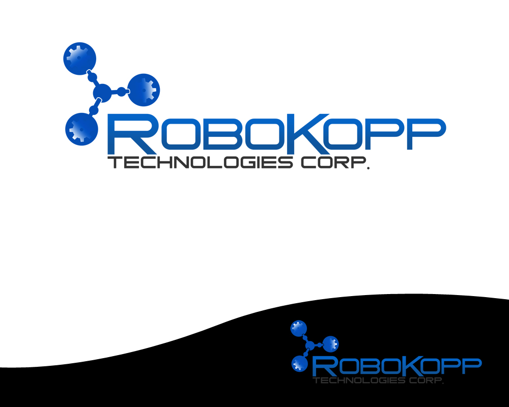 Logo Design by Private User - Entry No. 69 in the Logo Design Contest New Logo Design for Robokopp Technologies Corp..