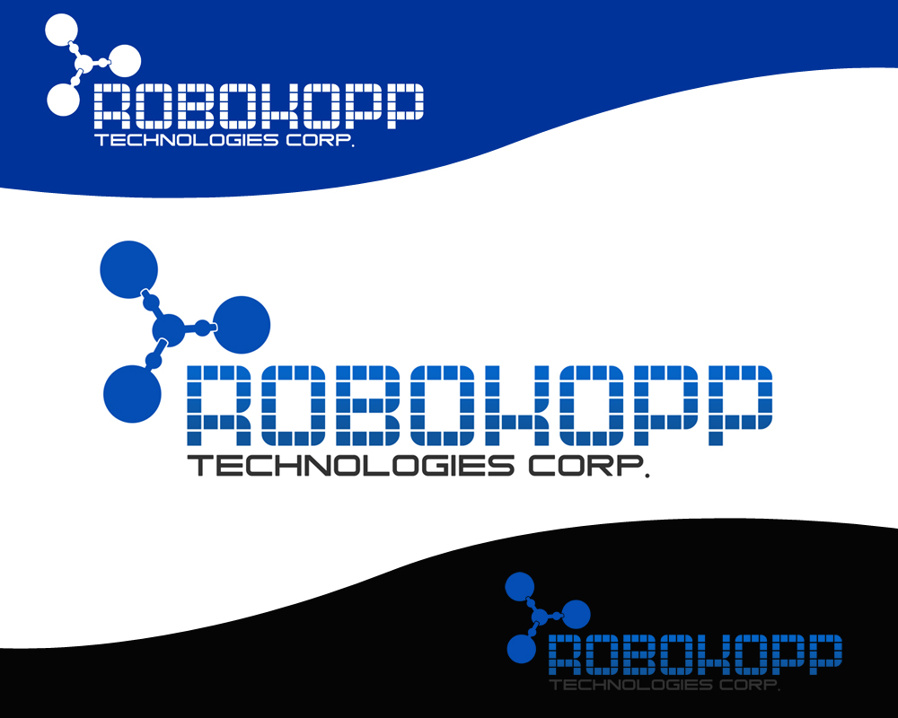 Logo Design by Private User - Entry No. 70 in the Logo Design Contest New Logo Design for Robokopp Technologies Corp..
