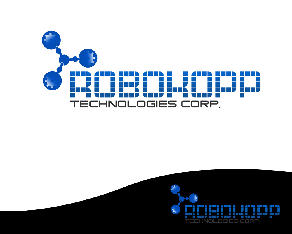 Logo Design by Private User - Entry No. 71 in the Logo Design Contest New Logo Design for Robokopp Technologies Corp..