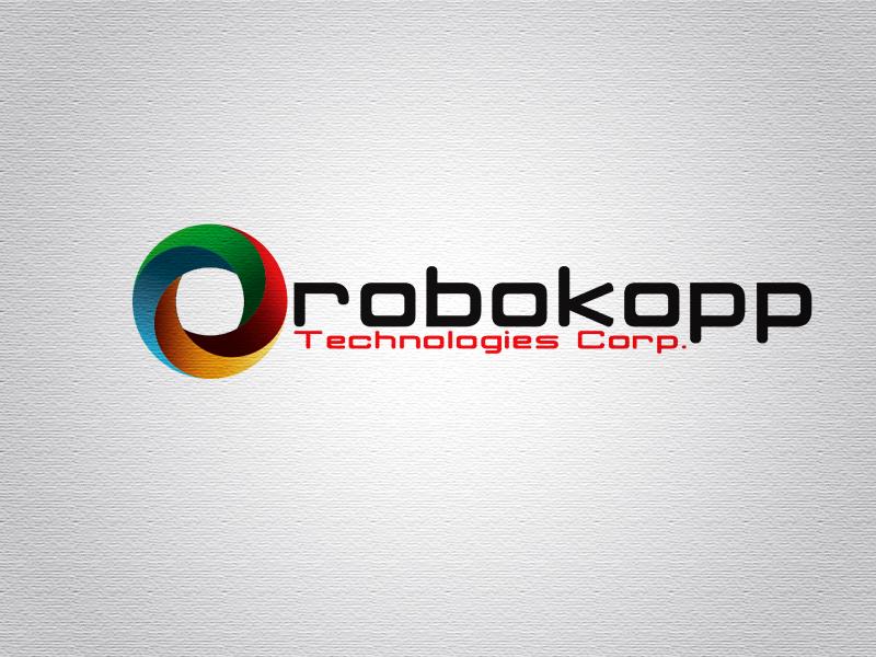Logo Design by Mythos Designs - Entry No. 72 in the Logo Design Contest New Logo Design for Robokopp Technologies Corp..