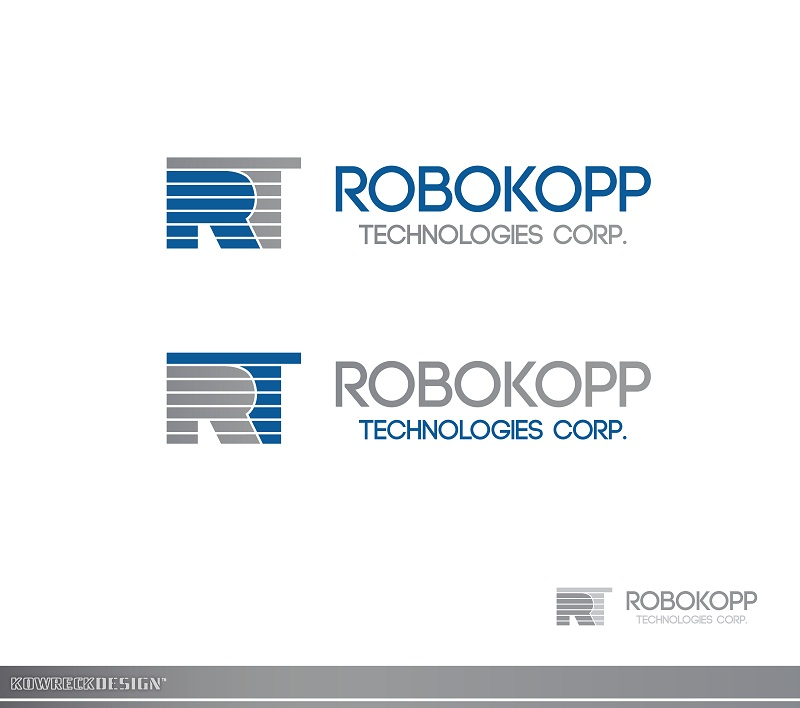 Logo Design by kowreck - Entry No. 74 in the Logo Design Contest New Logo Design for Robokopp Technologies Corp..
