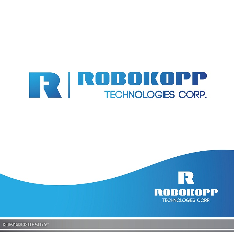 Logo Design by kowreck - Entry No. 75 in the Logo Design Contest New Logo Design for Robokopp Technologies Corp..
